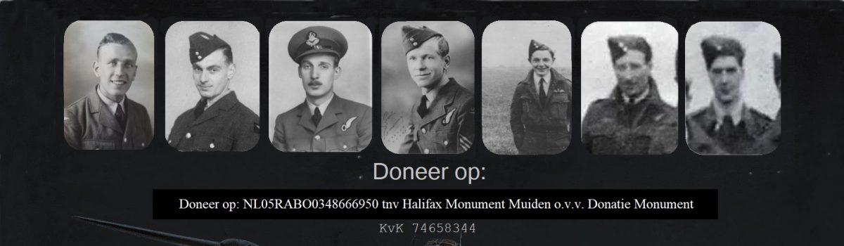 Halifax Monument Muiden